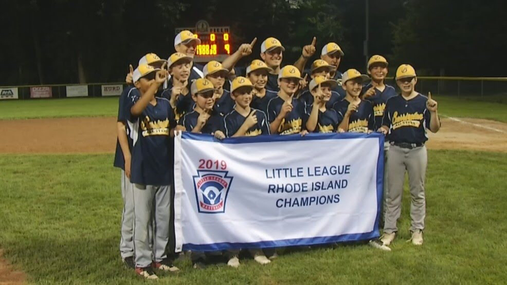 Barrington Little League wins Regionals advances to World Series