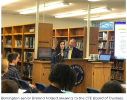 BHS Hosts Statewide CTE Meeting