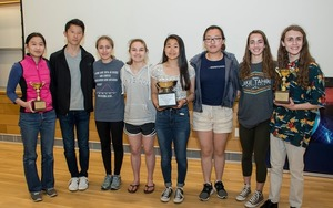 Hendricken, Barrington split top honors at annual R.I. High School Chemistry Contest