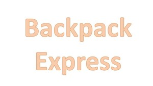 Backpack Express--November 27, 2019