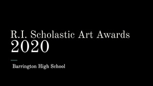 BHS 2020 Scholastic Art Awards