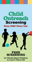 Child Outreach Screenings