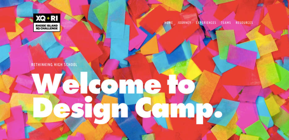 XQ Design Camp